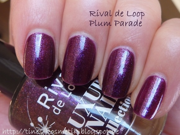 Rival de Loop Plum Parade 2