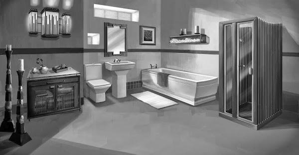 """[Noticia] Dibujos conceptuales """"suite de ensueño"""" BgZBSpoCMAAlDOb"""