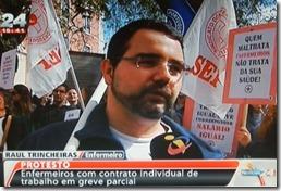 Desemprego e precaridade no trabalho marca do governo Passos Coelho.Abr.2013