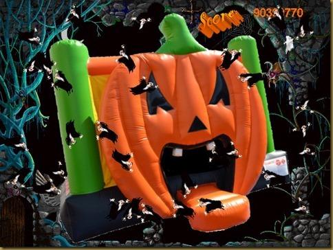 Halloween Bounce House