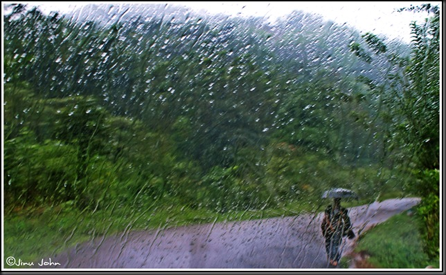Kudermukh rains