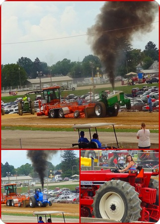tractor pulls