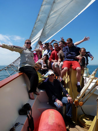 Velier Adornate: grup bloggeri de travel