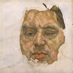 Freud, Francis Bacon 1956f