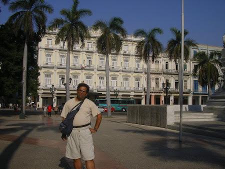 Clasical hotel of Cuba: Hotel Inghiltera Havana