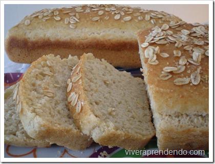 Pão de Aveia com Linhaça1