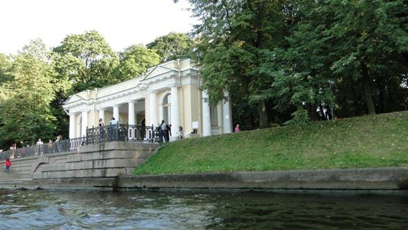 Píer do Jardim Mikhailovsky