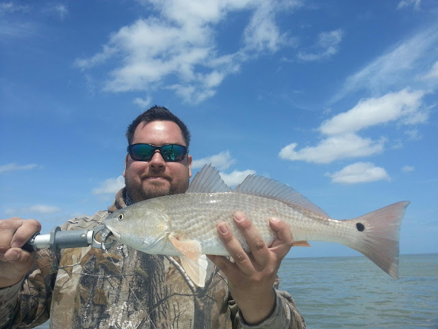 Redfish were fighting hard arroyo city fishing report for Tides for fishing texas city