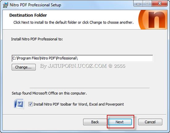 Nitro PDF Professional 4