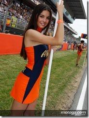 Paddock Girls Gran Premi Aperol de Catalunya  03 June  2012 Circuit de Catalunya  Catalunya (8)