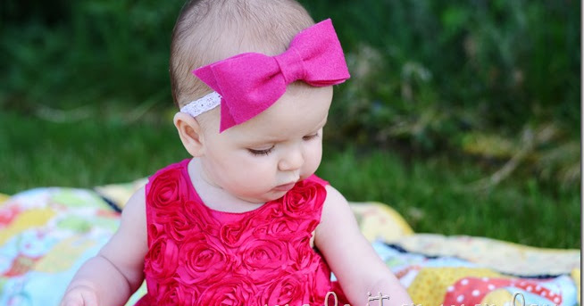 The Monday Blog Another Big Bow Headband