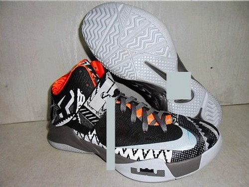 Nike Zoom Soldier VI 8220Black History Month8221 Sample Version