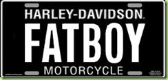 fatboy license plate