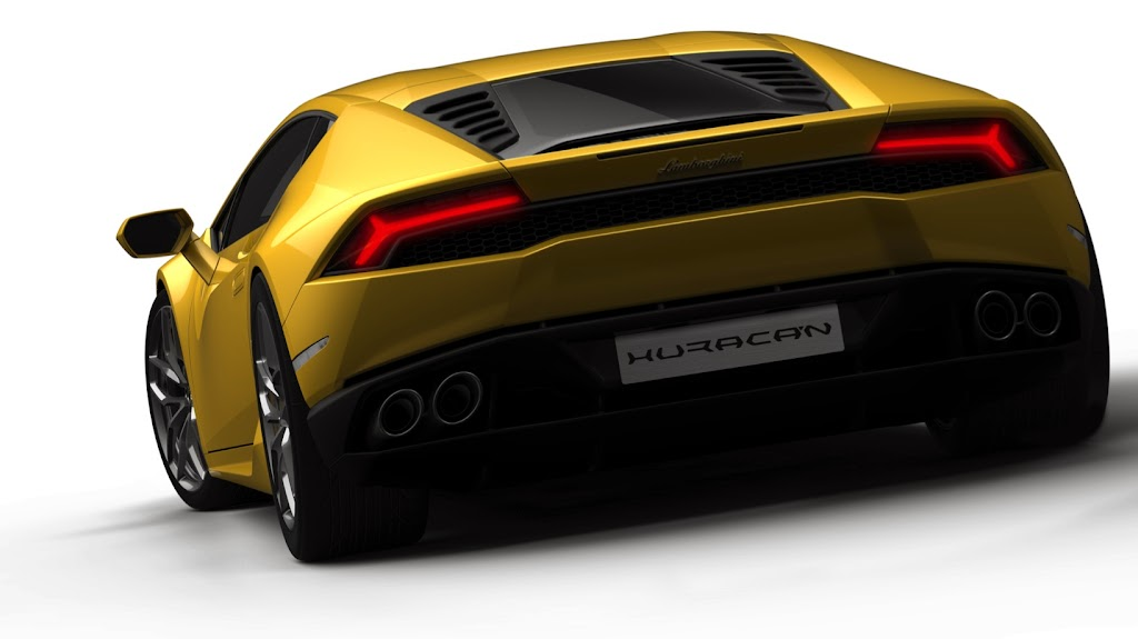 Lamborghini%252520Huracan%252520LP%252520610 4%25252014 Lamborghini Huracan LP 610 4: Yep, Its the New Baby Lambo [Video]