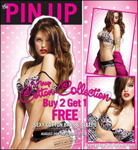 La-Senza-Malaysia-Buy-2-Free-1-Sexy-Cotton-Bra-Sleeps-2011-EverydayOnSales-Warehouse-Sale-Promotion-Deal-Discount