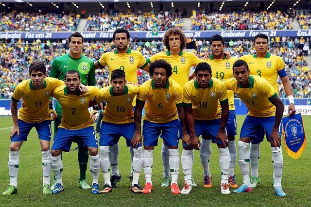 """SeleÁ""""o Brasileira"""
