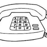 telefono letra: