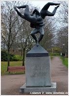 Скульптуры Вигеланда.