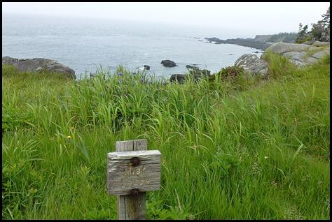 04k -  Hike - Trailhead to Green Point - High Ledge