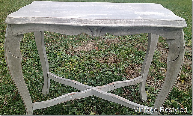 Shabby Table 007