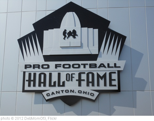'ProFootballHallOfFame2012 006' photo (c) 2012, DebMomOf3 - license: http://creativecommons.org/licenses/by-nd/2.0/