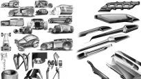 Futuristic Rat Rod Design Looks Like one of the Four