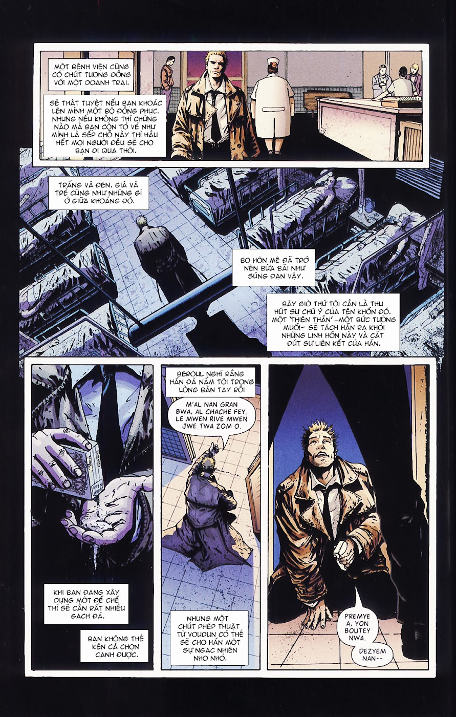 Constantine - All his engines chap 5 - Trang 9