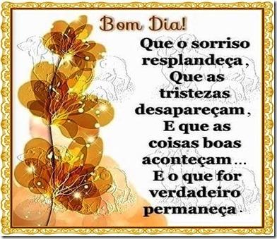 04 DE SETEMBRO...BOM DIA