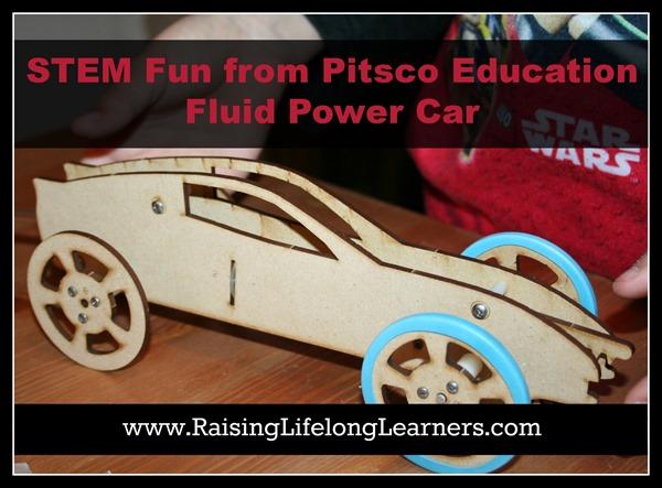 Pitsco Education Review via www.RaisingLifelongLearners.com
