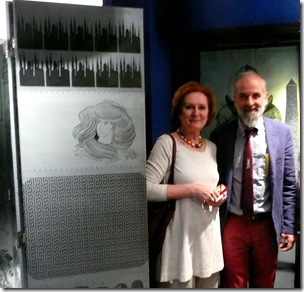 Brillante Interiors with Barnaba Fornasetti at I Saloni 2011