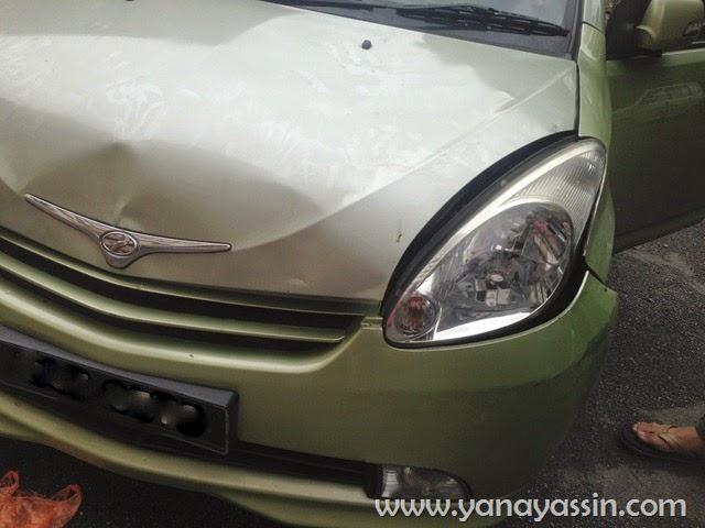 kereta kemalangan claim insurance