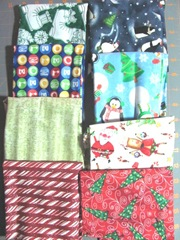 2011 advent fabric calendar fabrics2