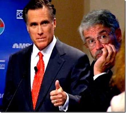 Mitt Romney - John Holdren