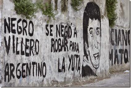 Luciano Arruga - No a la yuta