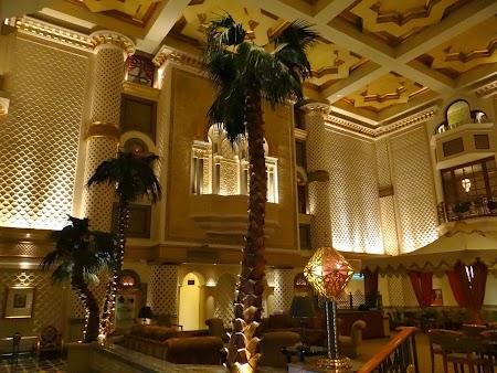 Receptie Hotel Hyatt Muscat Oman