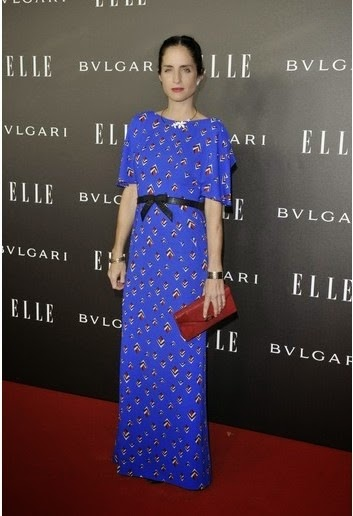 Carolina Herrera - ELLE Style Awards 2014