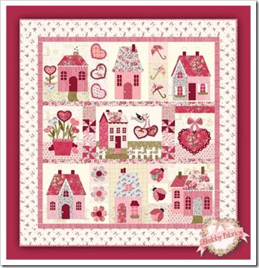 Sweethearts Houses BOM