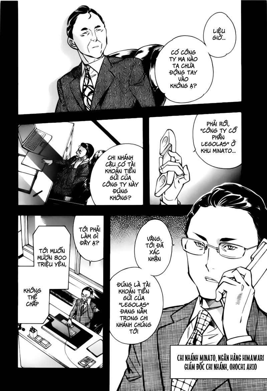 Shin Kurosagi - Con Diệc Đen 2 chap 197 - Trang 14