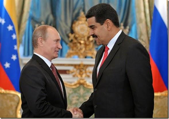 Putin e Maduro