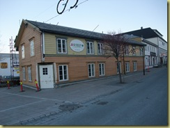 Sandnessjoen Building