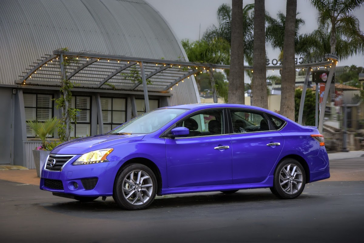 new 2013 nissan sentra is larger yet lighter and more efficient