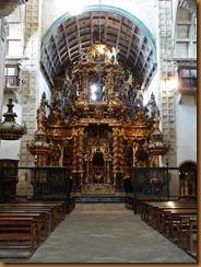 Santiago, double altar N