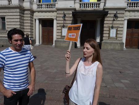 Tur gratis: Irina de la Lvov Free Tours