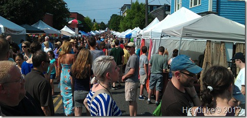Mississippi Avenue Street Fair