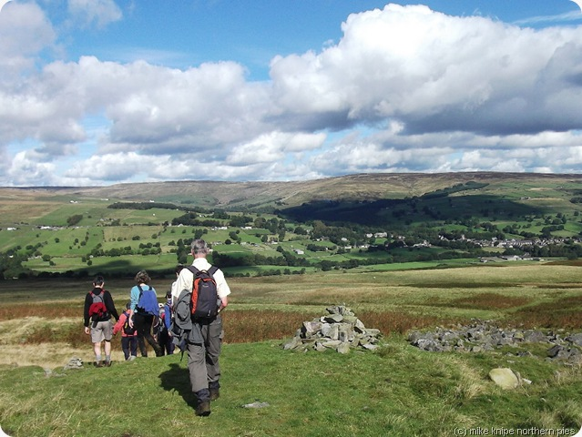 pennine way to middleton
