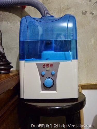 換勳風HF-096噴霧活氧降溫器
