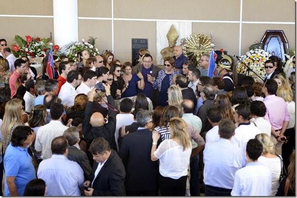 Governadora, autoridades e familiares prestam homenagem ao procurador Miguel Josino - Elisa Elsie (5)