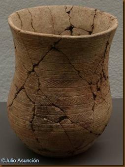 Vaso campaniforme - Bardenas Reales - Museo de Navarra