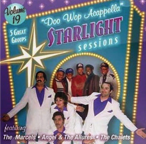 Doo Wop Acappella Starlight Sessions - Volume 19 - Front Cover