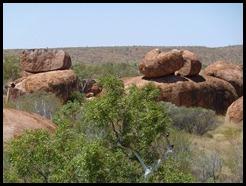 Australia, Wauchope, Devils Marbles, 11 October 2012 (8)